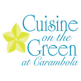 Sunday, April 10 Cuisine on the Green