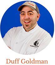 chef duff goldman 2015 Visiting Chefs