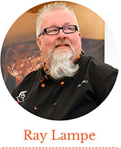 chef ray lampe 2015 Visiting Chefs